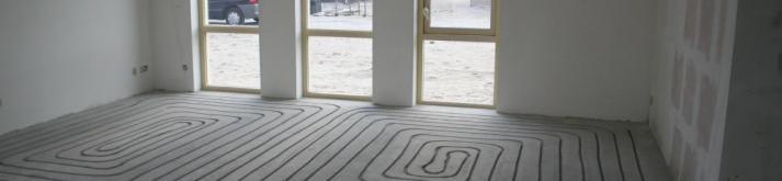 informatie over vloerverwarming -
